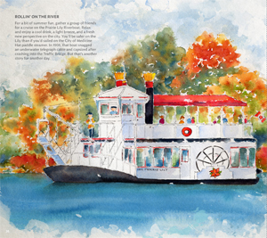 Prairie Lily Riverboat300