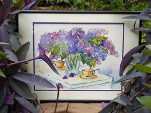Lilacs & Tea-w_3