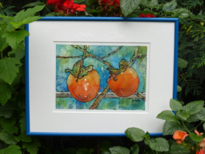 Persimmons Of Provence-w3